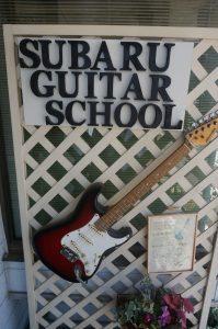 茨城県古河市鴻巣のスバルギター教室へのアクセス