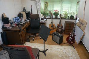 茨城県古河市鴻巣のスバルギター教室の使用楽器