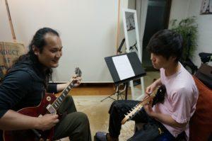 ギターが一番上手くなる茨城県古河市鴻巣のスバルギター教室